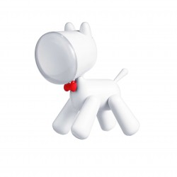 Lampe nomade Chien