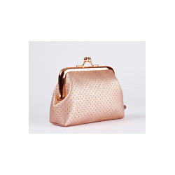 Rosegold dad simili cuir (taille M, fermoir rose gold simple 14)