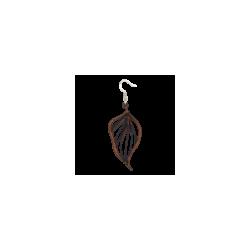 Boucles d'oreilles Leaves