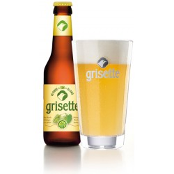 Grisette blonde BIO 25 cl