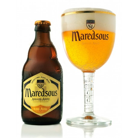 Maredsous blonde 33 cl