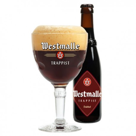 Westmalle double 33 cl