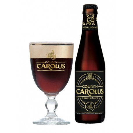 Carolus Van De Keizer Whisky 33cl