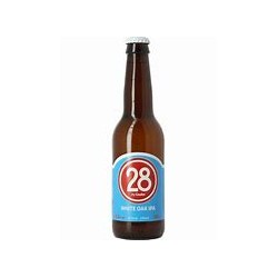 Caulier28 IPA WHITE OAK 33cl